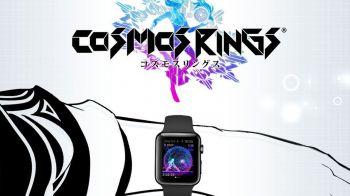 Cosmos Rings è disponibile su Apple Watch