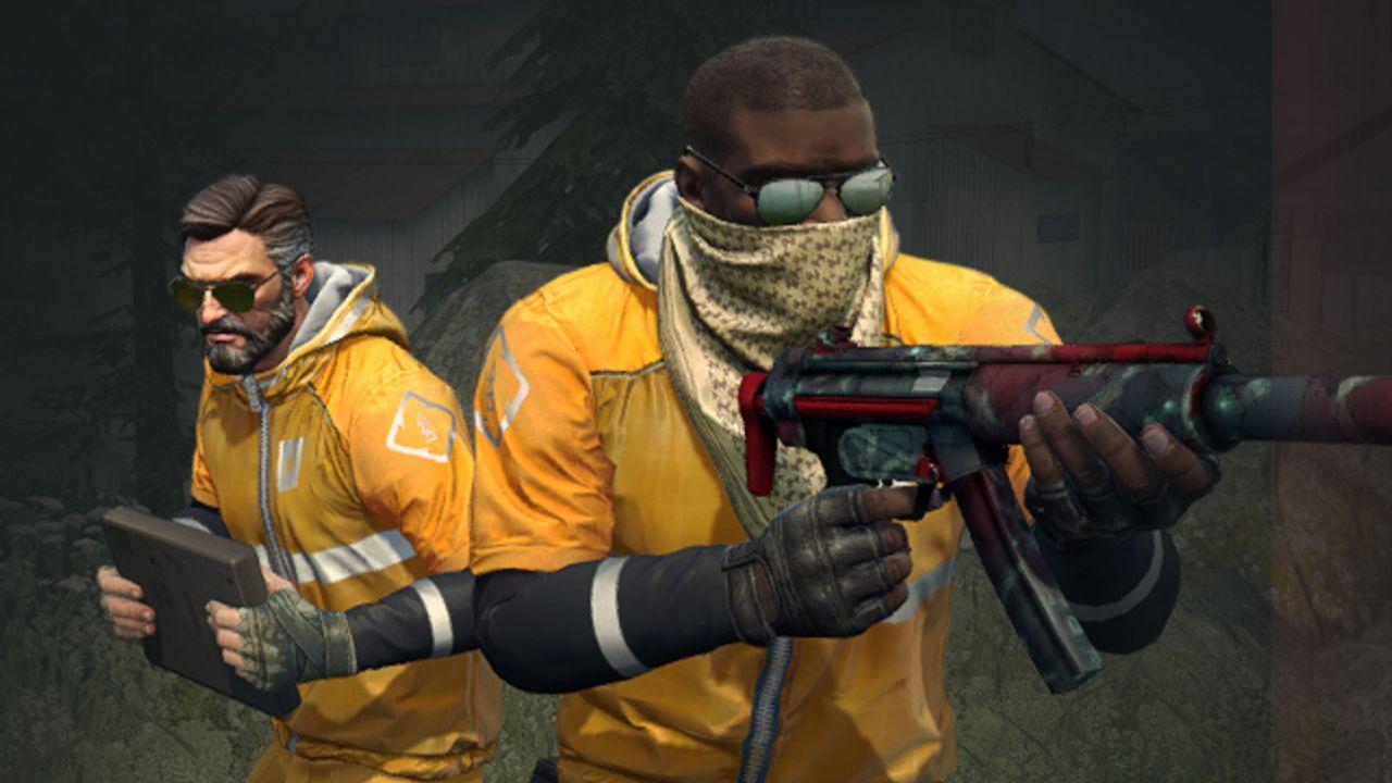 Counter-Strike Global Offensive: ecco i contenuti a tema Half-Life Alyx
