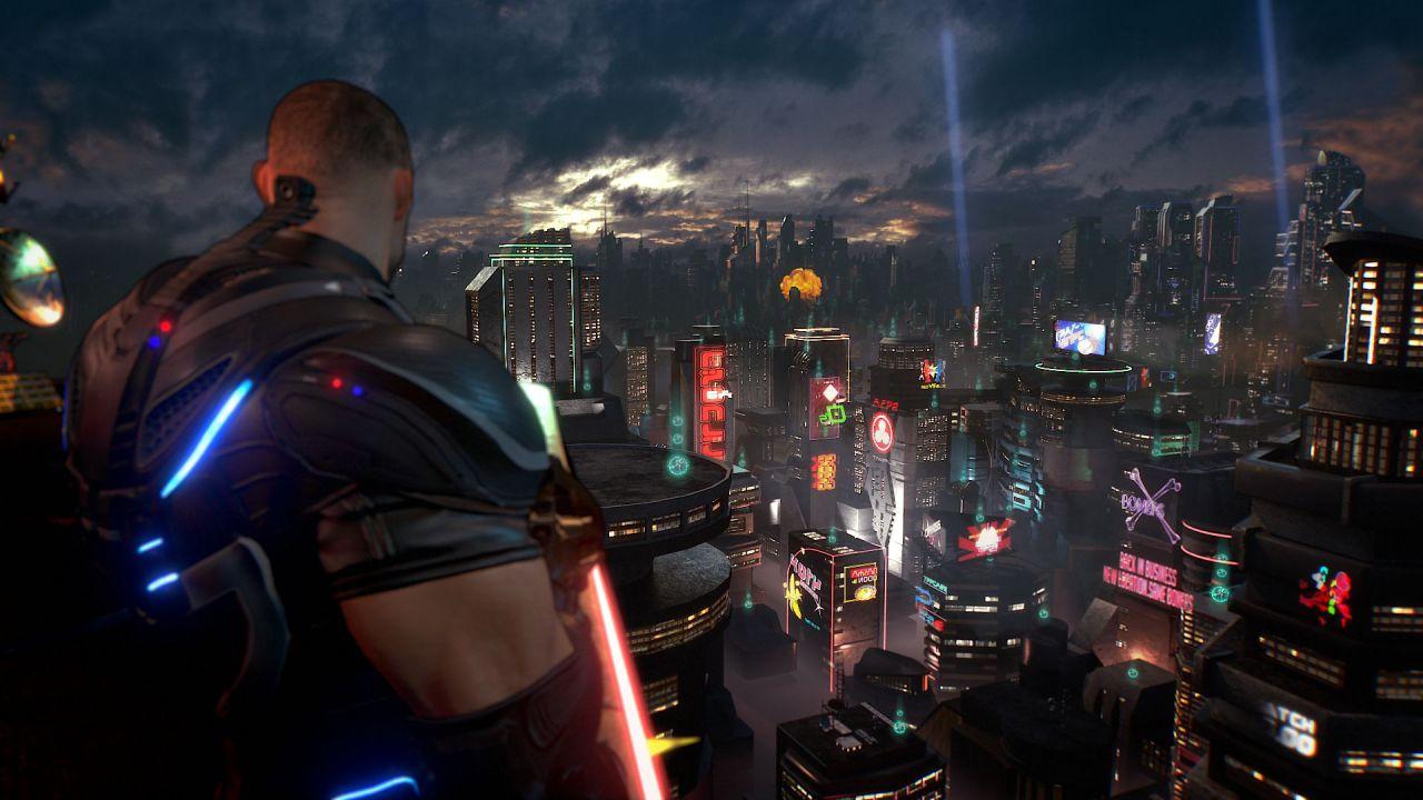 Crackdown 3: dieci minuti di gameplay dalla Gamescom