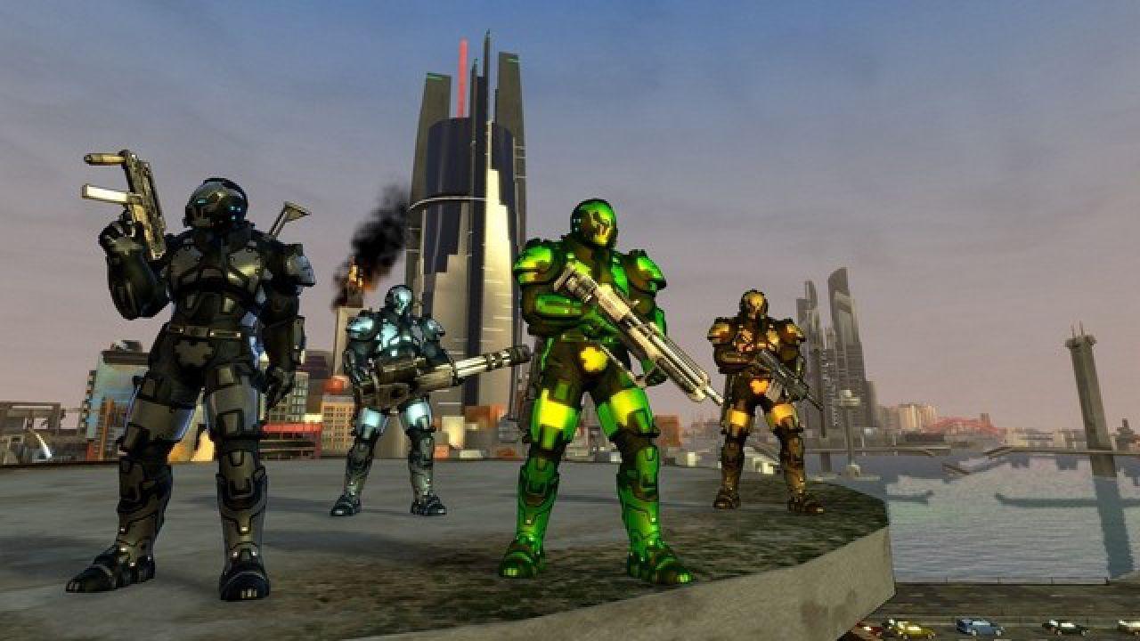 Crackdown 3 è in sviluppo per Xbox One?