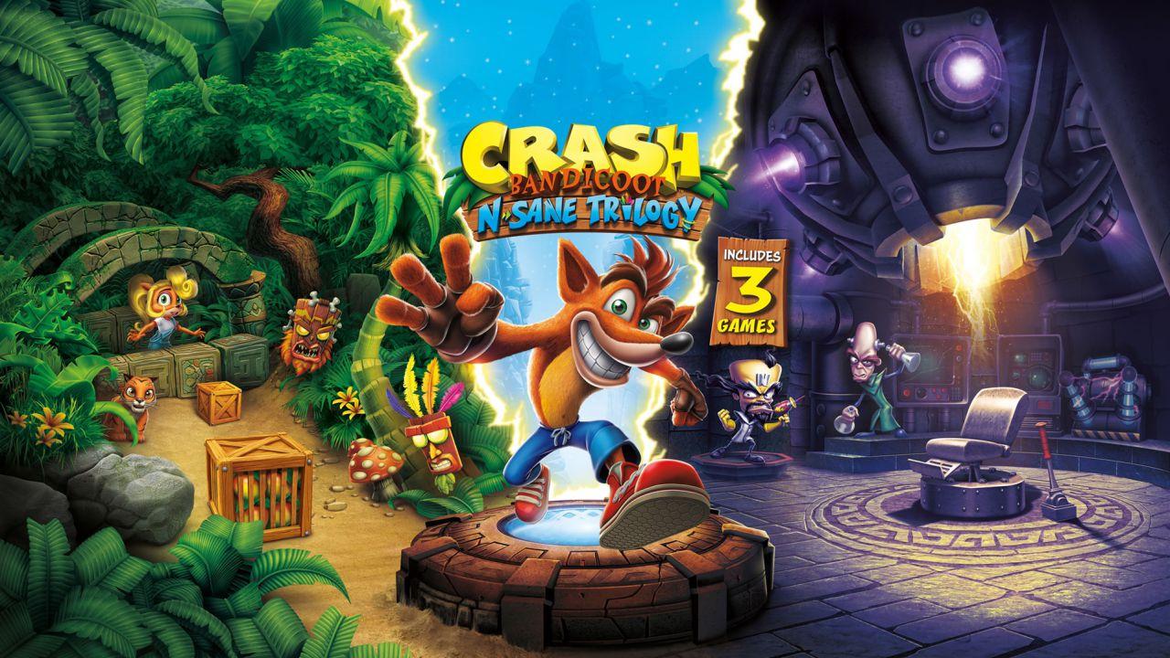 Crash Bandicoot N. Sane Trilogy: Guida ai Trofei (Oro, Bronzo, Argento, Platino)