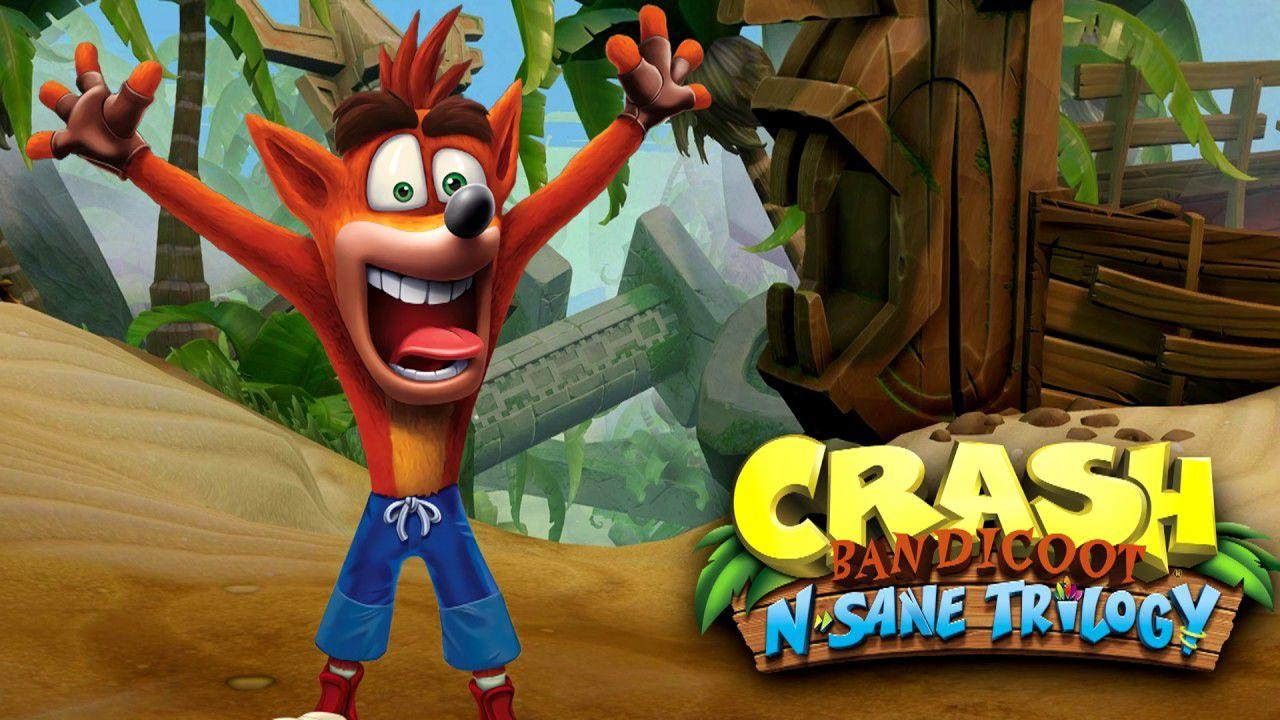 Crash Bandicoot N. Sane Trilogy: vediamo i livelli Road to ...