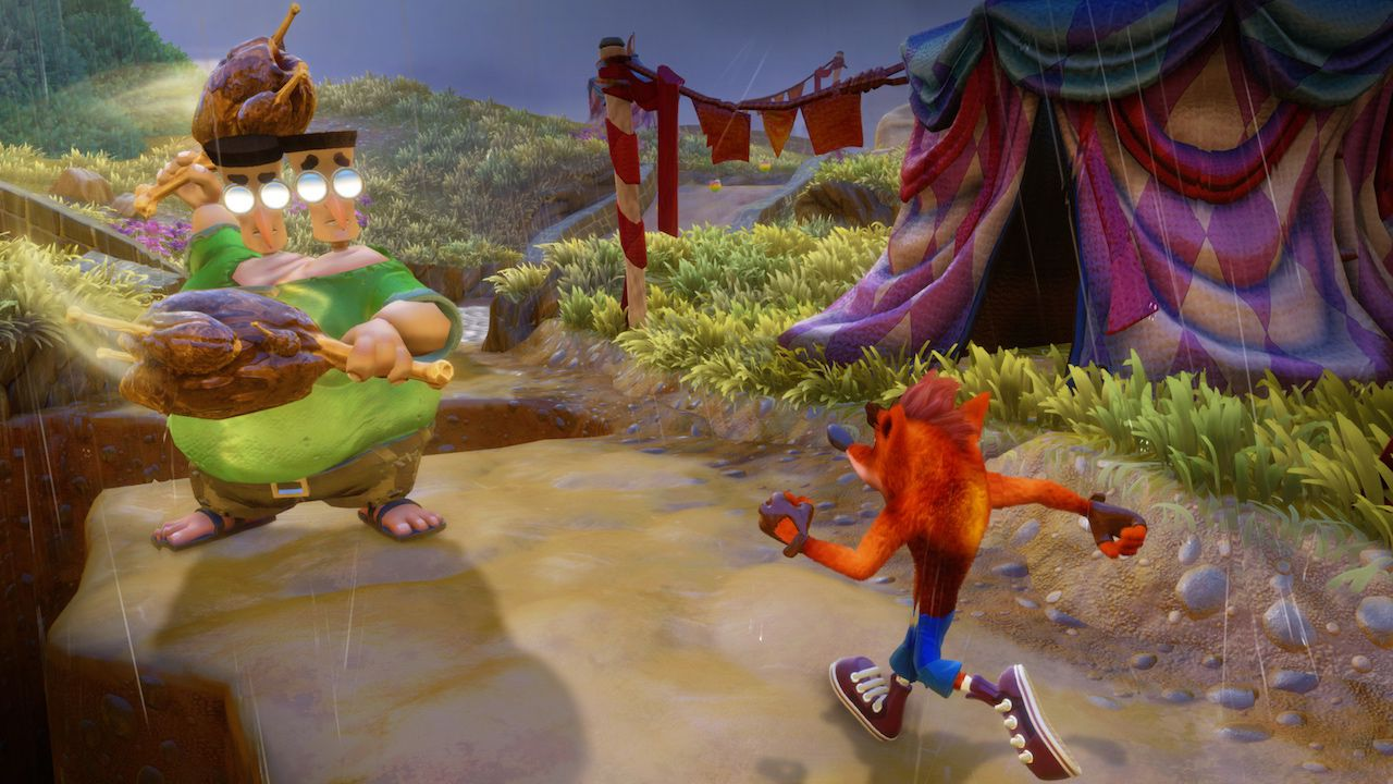 3290452fe21cf3 Crash Bandicoot N. Sane Trilogy: Video Anteprima della raccolta per  PlayStation 4