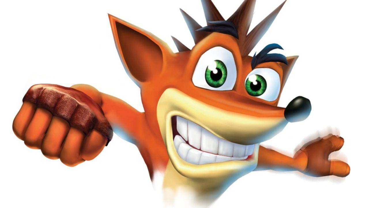 Crash Bandicoot: Sony pubblica un'immagine su Twitter