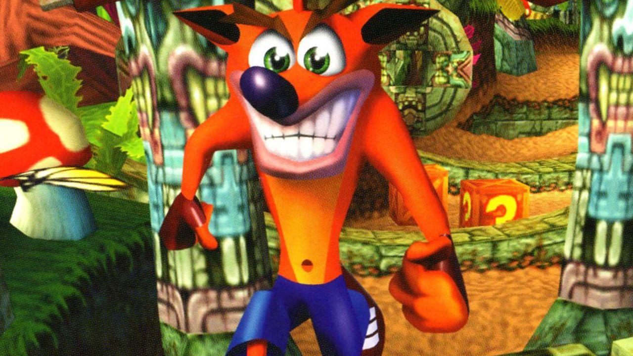 Crash Bandicoot tornerà su PS4 con un remaster, è ufficiale