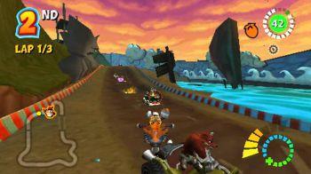 Crash Tag Team Racing: Un video mostra il gioco mai pubblicato