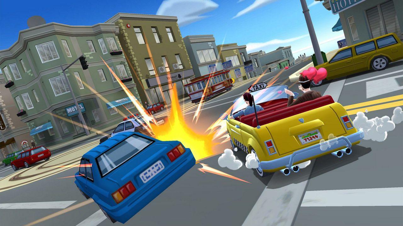 Crazy Taxi City Rush disponibile su Android