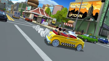 Crazy Taxi City Rush disponibile su App Store