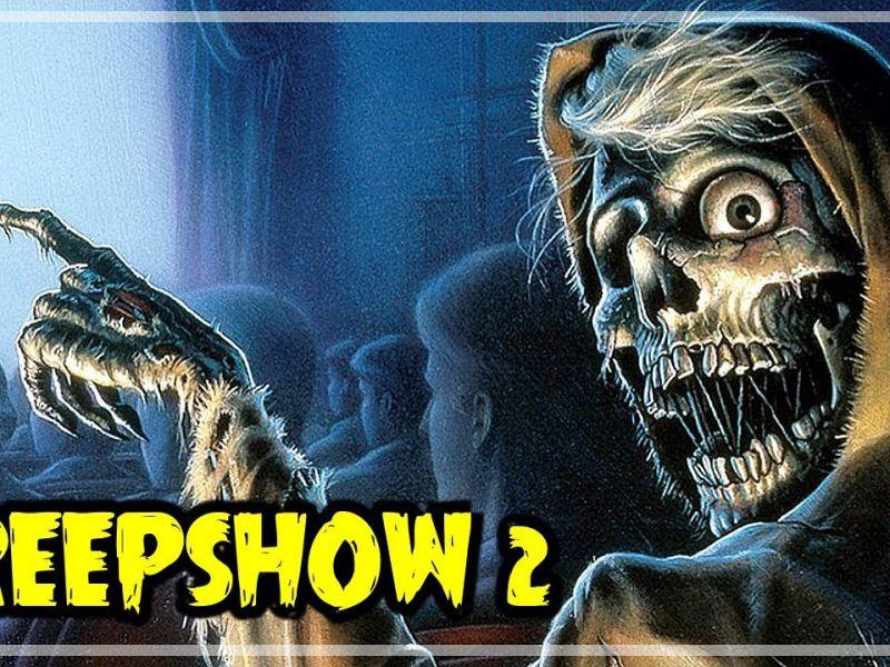 Creepshow 2: tra ragni giganti, pesticidi e The Walking Dead, ecco le anticipazioni