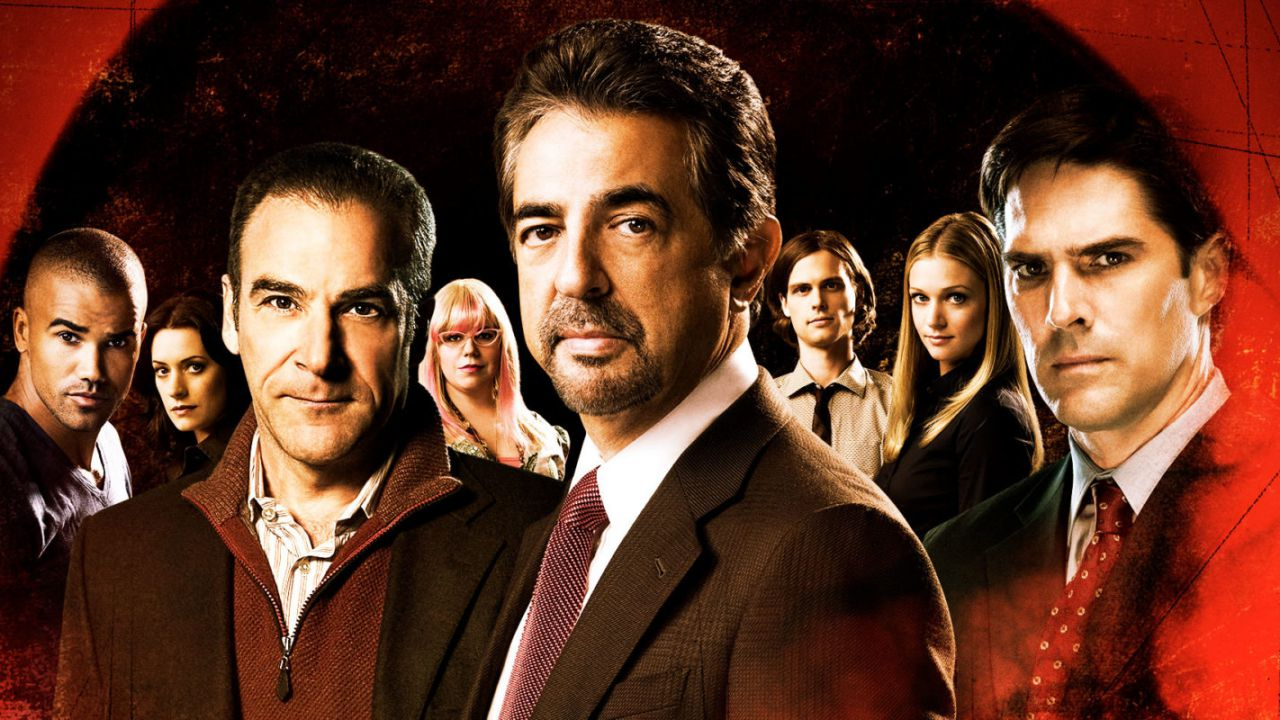 Criminal Minds: disponibili su Amazon Prime Video le prime 12 stagioni