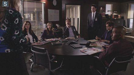 Criminal Minds 9: materiale promozionale dal ventiduesimo episodio, Fatal