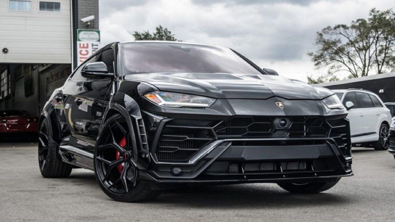Criminali noleggiano una Lamborghini Urus, rimuovono il tracciamento e spariscono