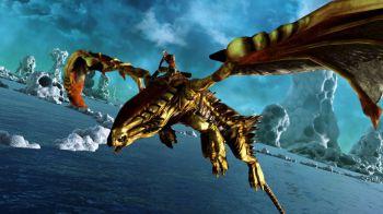 Crimson Dragon: il nuovo aggiornamento introduce il Multiplayer Online