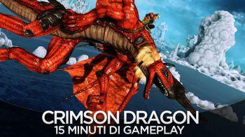 Crimson Dragon: patch per il bilanciamento del gameplay