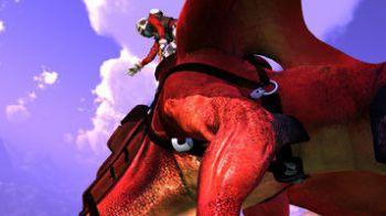Crimson Dragon: sarà possibile utilizzare i draghi dei nostri amici come aiuto per le battaglie