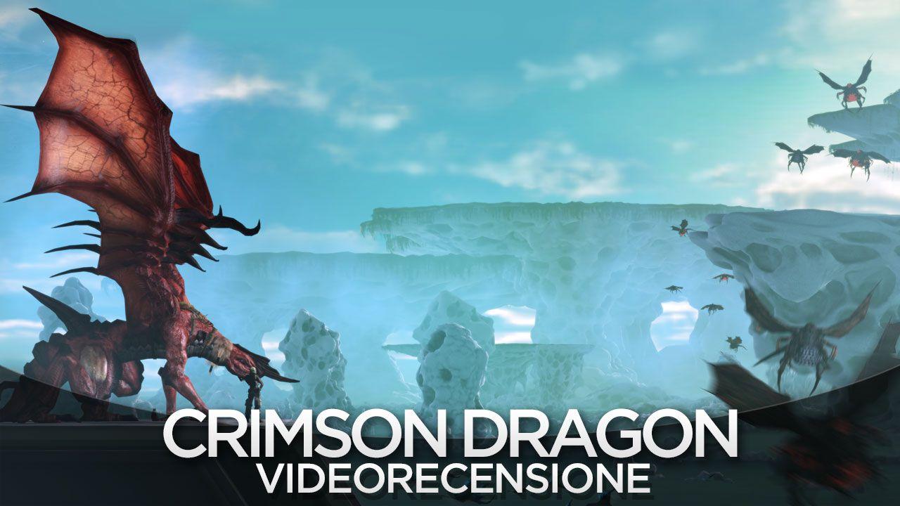 Crimson Dragon scontato su Xbox Live