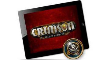 Crimson: Steam Pirates disponibile oggi per iPad