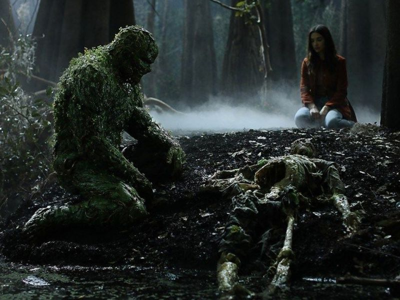 Crisi sulle Terre Infinite: Mark Guggenheim voleva Swamp Thing nel crossover Arrowverse