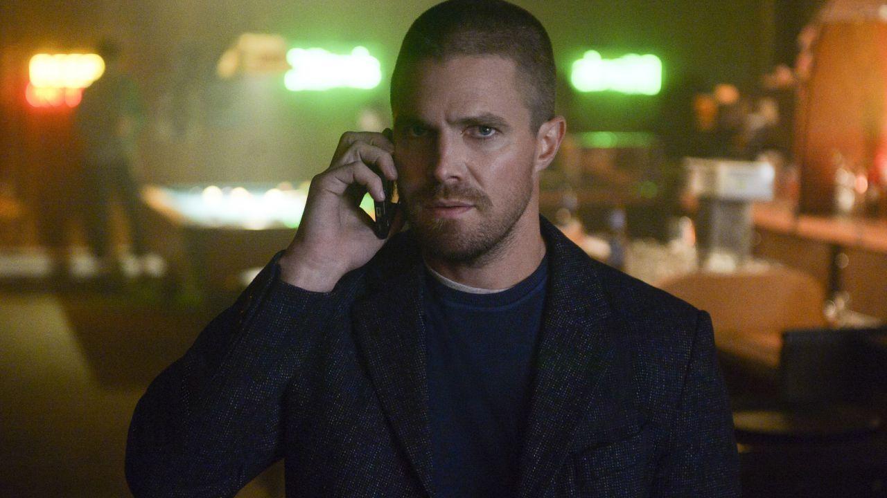 Crisi sulle Terre Infinite: Stephen Amell diventerà Lo Spettro nel crossover?