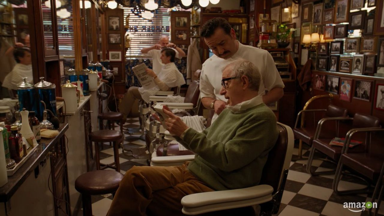 Crisis in Six Scenes, la serie tv di Woody Allen per Amazon