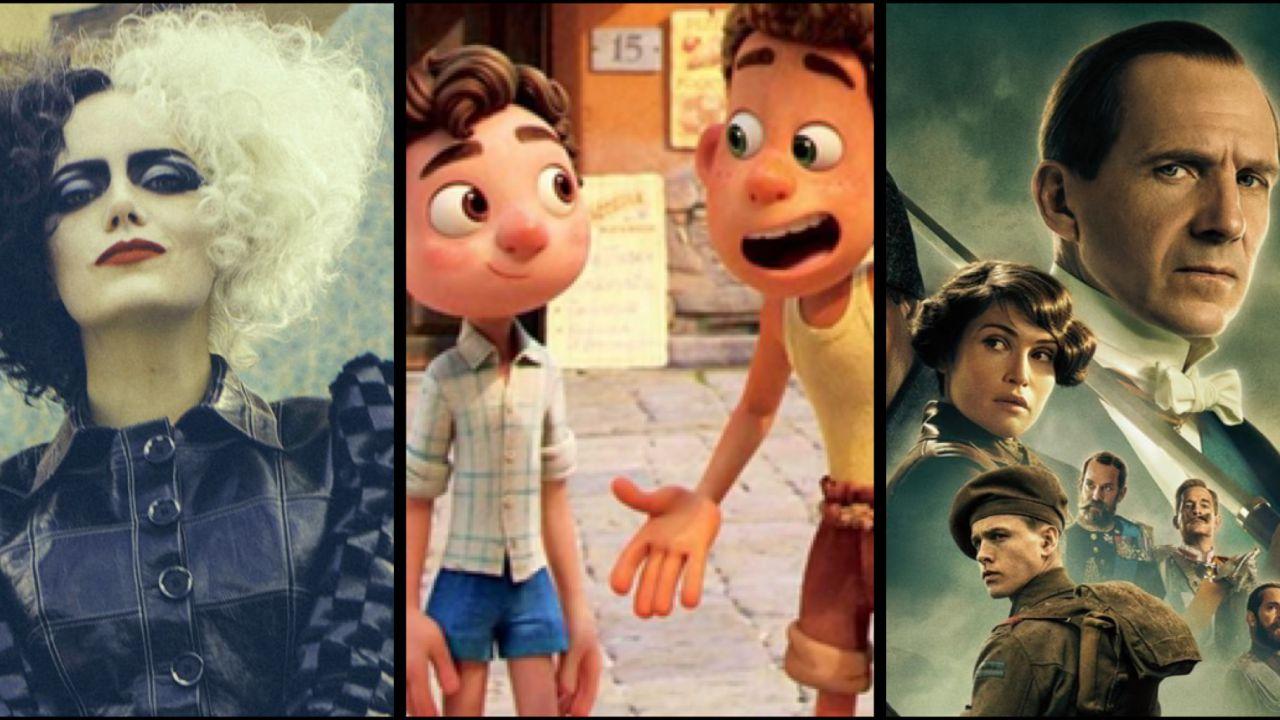 Cruella, Luca, The King's Man: ecco come cambia il calendario Disney dei prossimi mesi