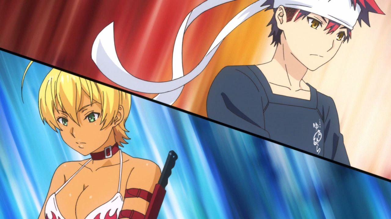 Crunchyroll presenterà alcuni interessanti panel a tema Food Wars! durante l'Anime NYC