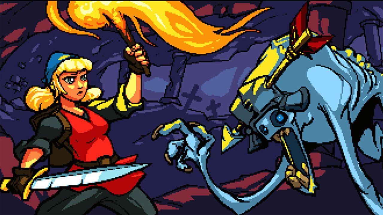 Crypt of the NecroDancer arriverà su PlayStation 4 e Vita
