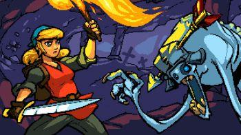 Crypt of the NecroDancer debutterà ad inizio febbraio su PS4 e PSVita