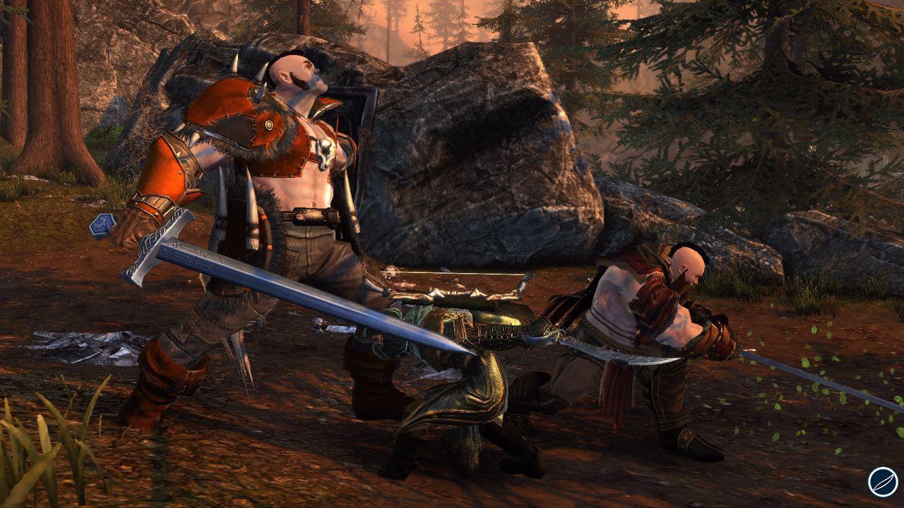 Cryptic annuncia il gioco di ruolo online Neverwinter