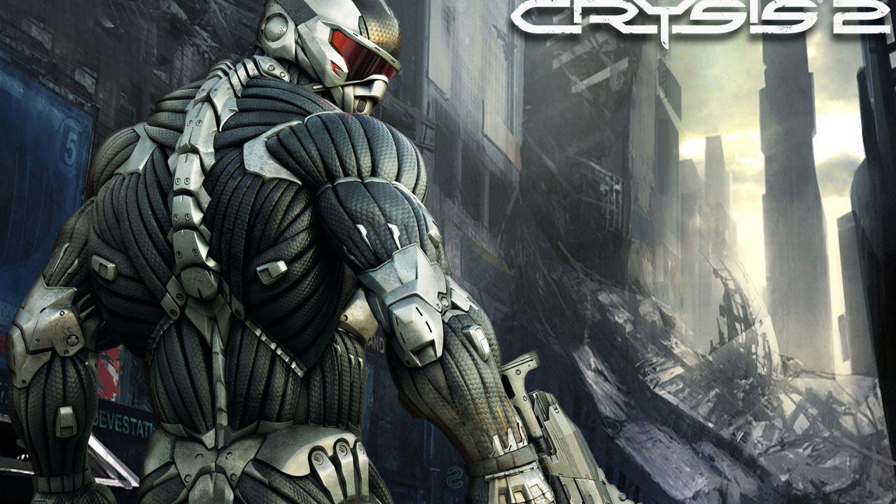 Crysis 2, disponibile ora la Beta multiplayer per Xbox 360