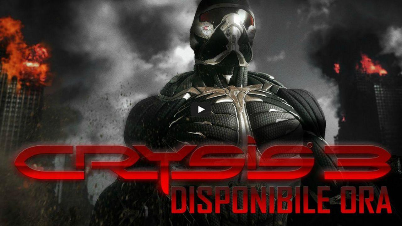 Crysis 3: Crytek aveva realizzato una versione Wii U