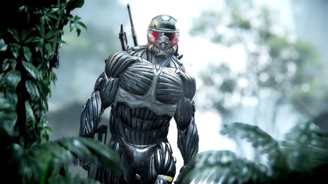 Crytek ha 'grandi piani' per supportare Crysis 3 con i DLC