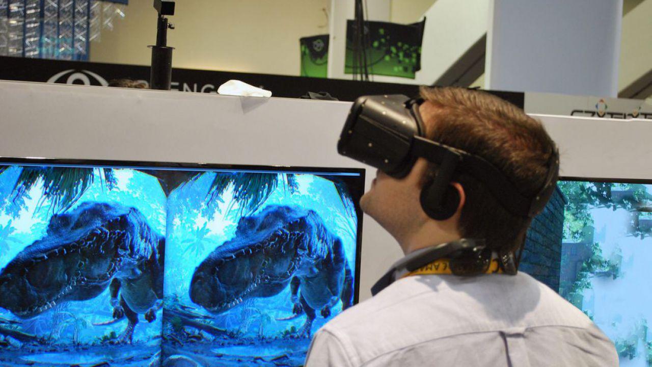 Crytek dà molta importanza alla realtà vituale