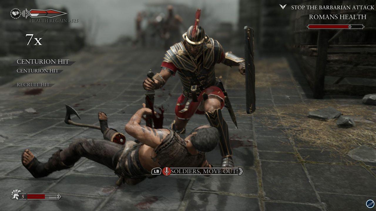 Crytek offre ai cittadini di Roma la possibilità di ottenere gratuitamente Ryse PC