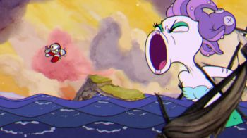 Cuphead: 10 minuti di gameplay in video