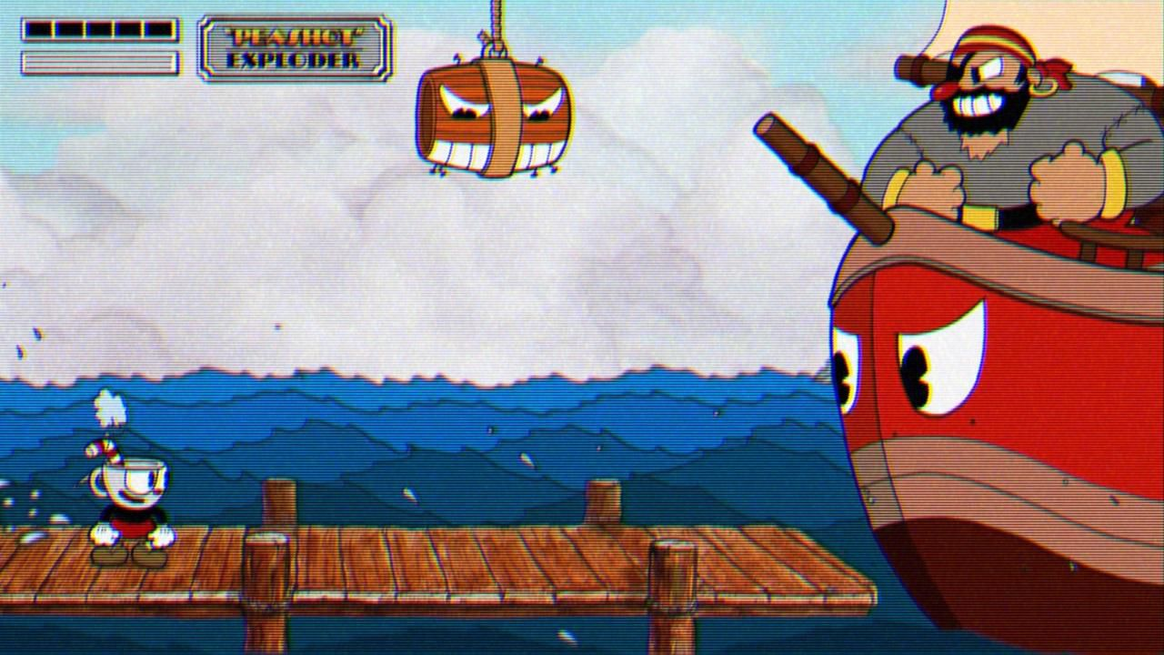 Cuphead: video con 11 minuti di gameplay