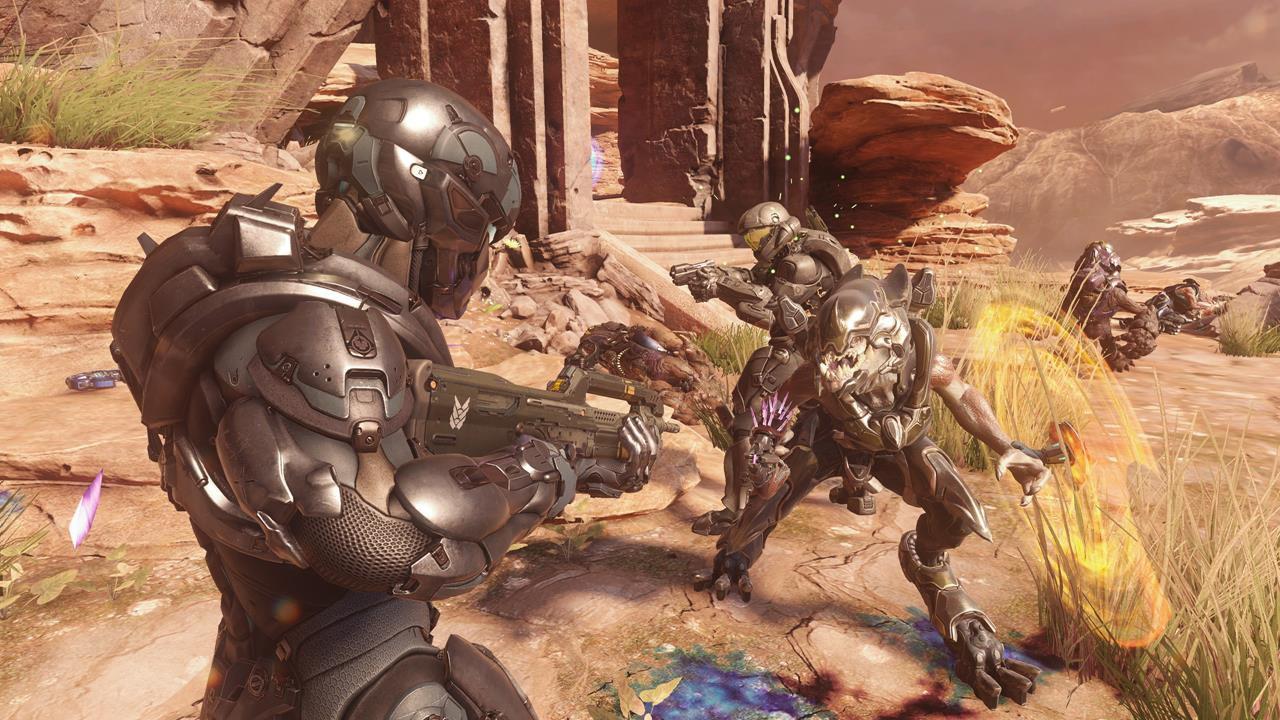 Curiosi di vedere la seconda missione di Halo 5 Guardians?