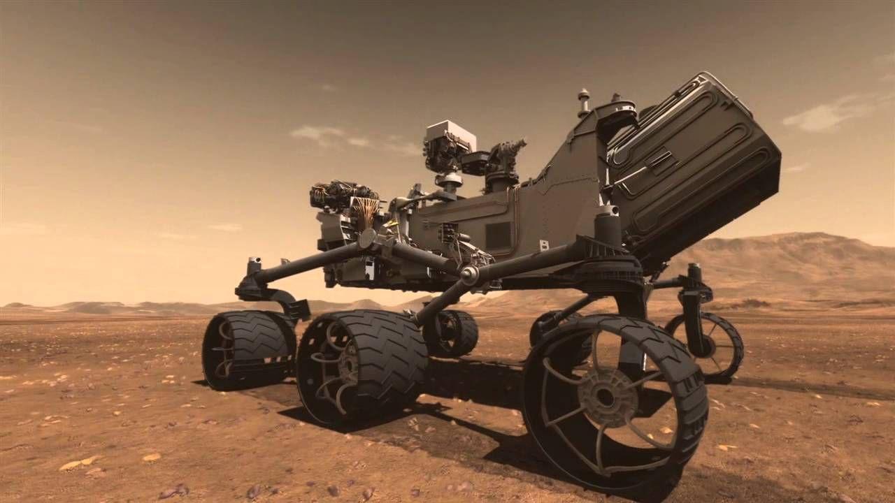 Curiosity trova gli indizi di un drastico cambiamento dell'ambiente marziano
