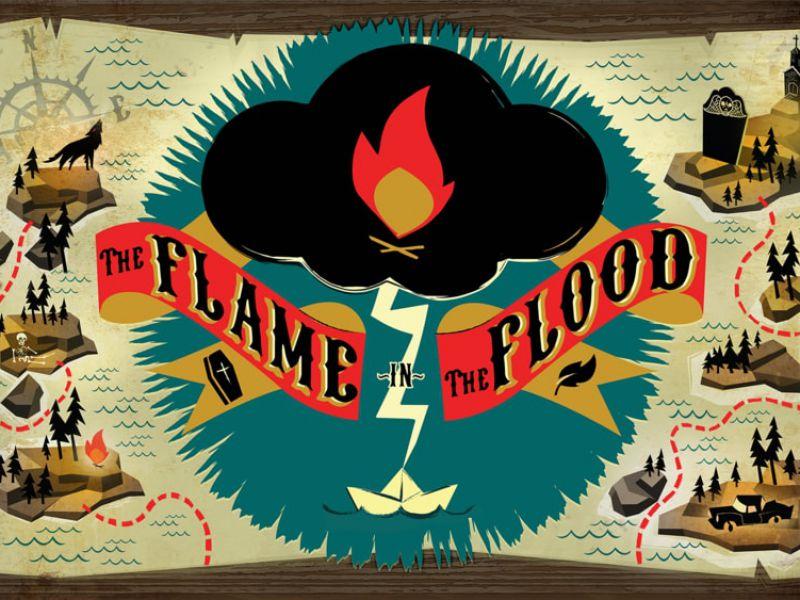 Curve Digital porterà The Flame in the Flood e Human: Fall Flat su Switch