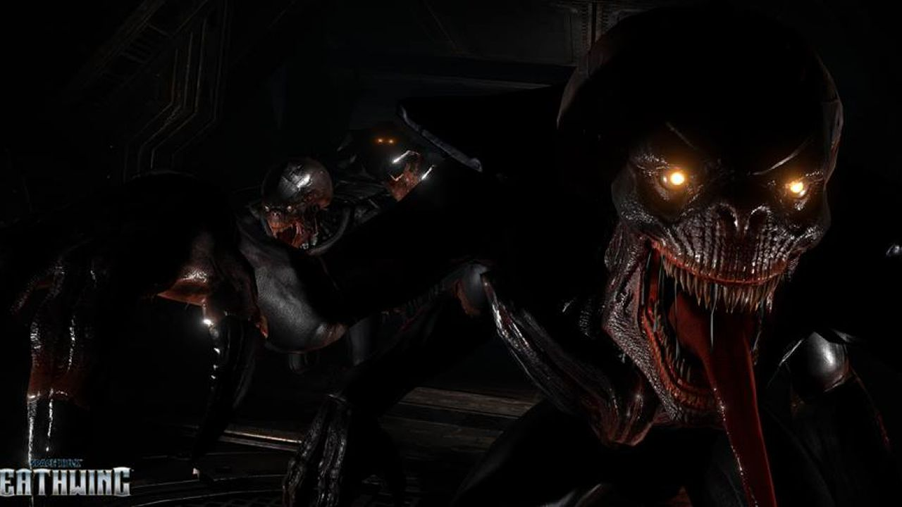 Cyanide svela Space Hulk: DeathWing - teaser video