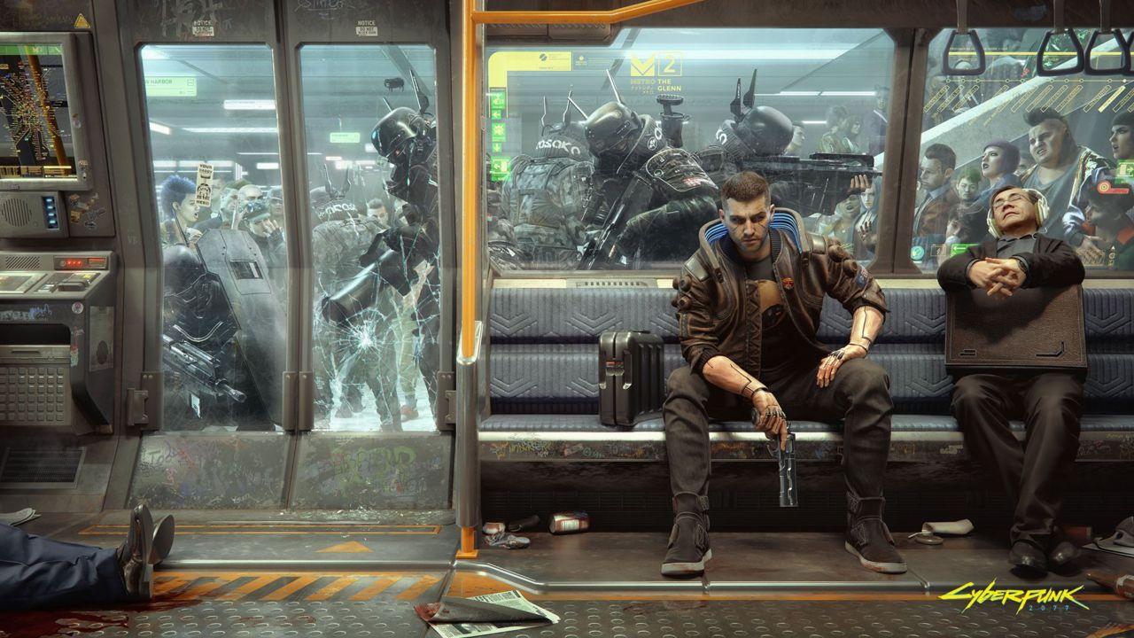 Cyberpunk 2077, azioni in calo: i fondatori di CD Projekt perdono un miliardo di dollari