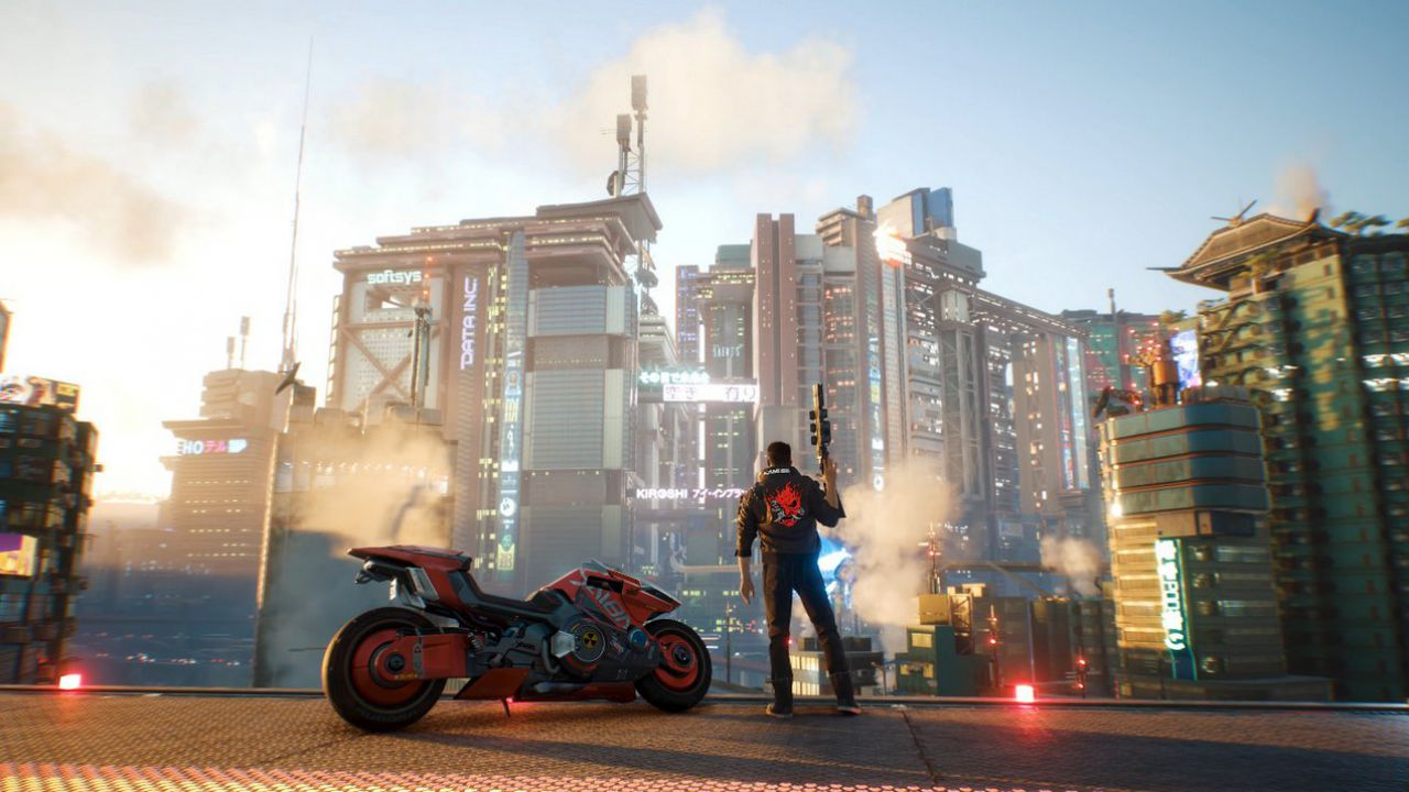 Cyberpunk 2077 in bundle con Xbox Series X: avvistamento in Polonia