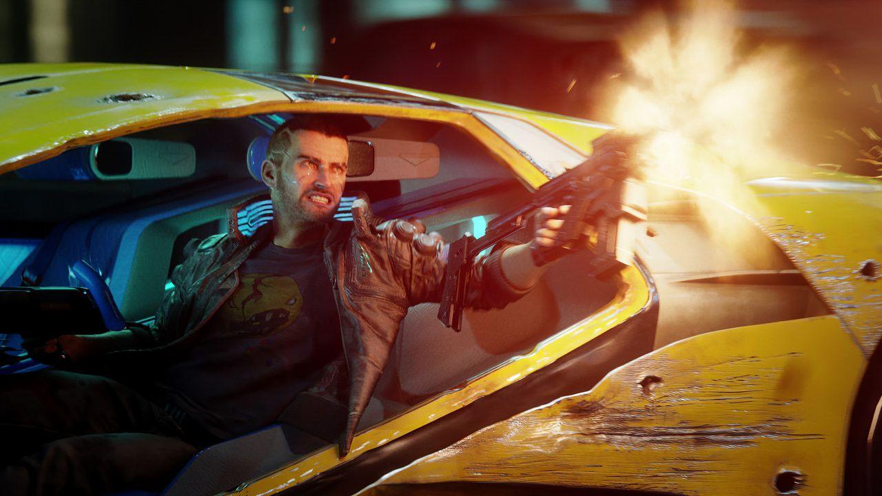 Cyberpunk 2077: CD Projekt lavora duro per riportarlo su PS Store il prima possibile
