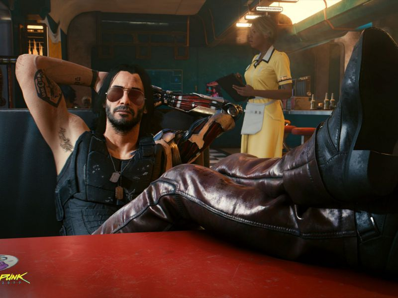 Cyberpunk 2077 as No Man's Sky: Sony on course with CD Projekt RED?