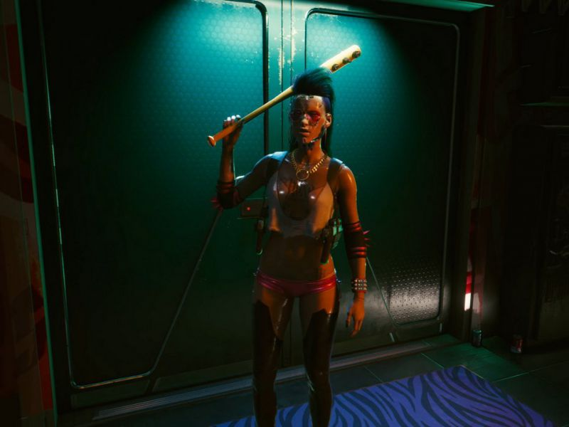 Cyberpunk 2077: how to modify weapons using Mods