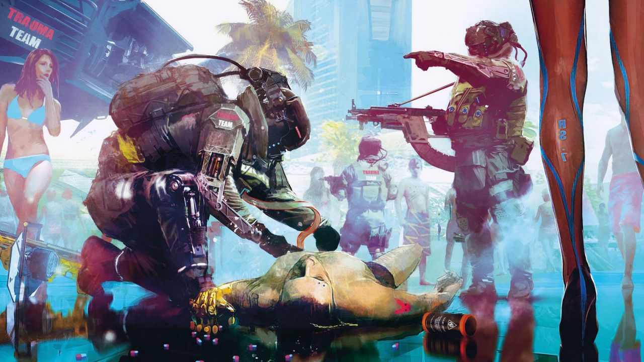Cyberpunk 2077 comprenderà una gang 'segreta': la Polizia di Night City!