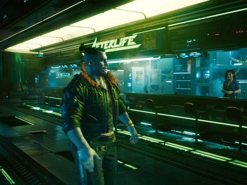 Cyberpunk 2077 and cut content: the community hunting through the streets of Night City