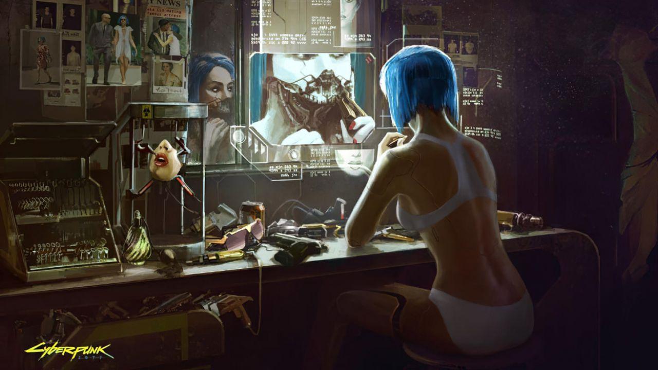 Cyberpunk 2077 e hacking: fan crea un'app che facilita le Violazioni di Protocollo
