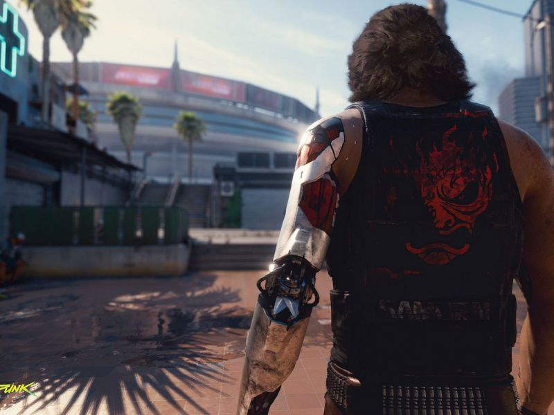 Cyberpunk 2077, Hotfix 1.05 available on PC: list of specific improvements