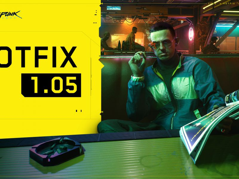 Cyberpunk 2077, Hotfix 1.05 available on PS4 and Xbox One: the details